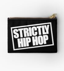Strictly Hip Hop EPMD - White Studio Pouch