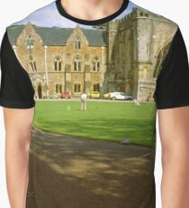 The Bishop's Palace, Wells Graphic T-Shirt