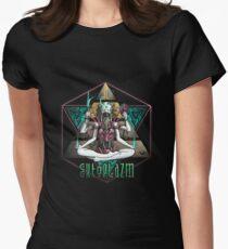 Ektoplazm Metamorphosis Women's Fitted T-Shirt