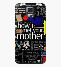Funda/vinilo para Samsung Galaxy Cómo me encontré con tu madre