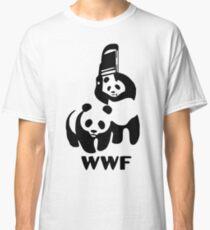Panda Wrestling - ONE:Print Classic T-Shirt