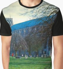 Winchester in Mid-Winter Graphic T-Shirt