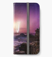 An En-lightning Sunrise iPhone Wallet/Case/Skin