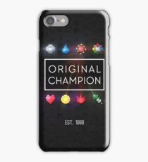 #151 :: Original Champion iPhone Case/Skin