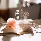 Tea & Books by pixelspin