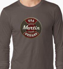 Martin guitars Long Sleeve T-Shirt