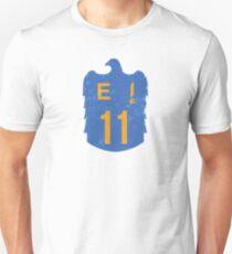 Life on E11 Unisex T-Shirt