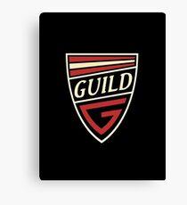 Guild Guitars Canvas Print