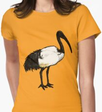 India the Ibis Women's Fitted T-Shirt