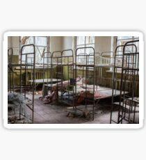 chernobyl pripyat nursery  Sticker