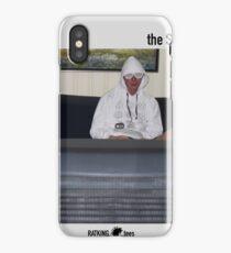 tele watchin' iPhone Case/Skin