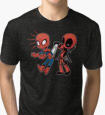 Wedgeroos Tri-blend T-Shirt