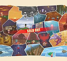 FFVI Fresco part3 - SOLD OUT! by orioto