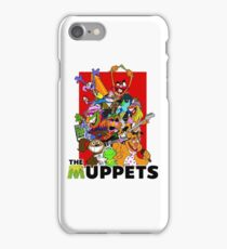 The Muppets Cartoon iPhone Case/Skin