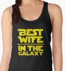 Best Wife in the Galaxy Women's Tank Top