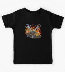 Retro Hot Rod Kids Clothes