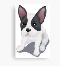 Rat terrier dog  Canvas Print