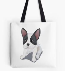 Rat terrier dog  Tote Bag