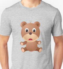 Cute Cartoon bear character T-Shirt
