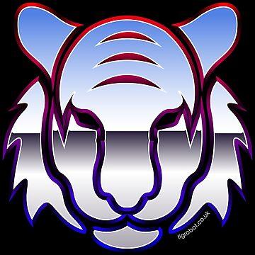 Tigrobot Emblem by TigerMan