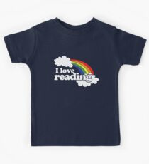 I love reading  Kids Clothes