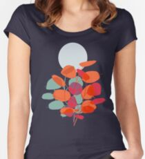 Lunaria Women's Fitted Scoop T-Shirt