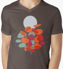 Lunaria Men's V-Neck T-Shirt