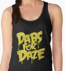 Dabs for Daze Women's Tank Top