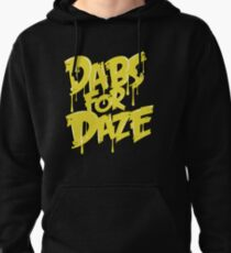 Dabs for Daze Pullover Hoodie