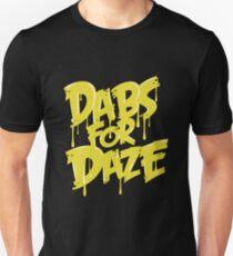 Dabs for Daze Unisex T-Shirt