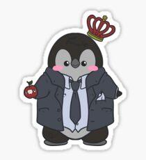 Moriarty Penguin Sticker