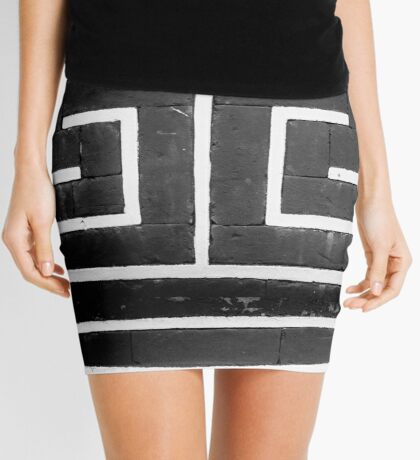 A Mazing - Effort and Reward Mini Skirt
