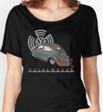 Split Window Bug Women's Relaxed Fit T-Shirt