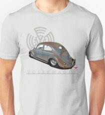 Split Window Bug Unisex T-Shirt