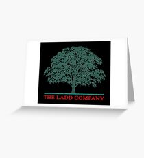 THE LADD COMPANY - BLADE RUNNER INTRO Greeting Card