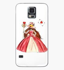 Queen of Hearts Case/Skin for Samsung Galaxy