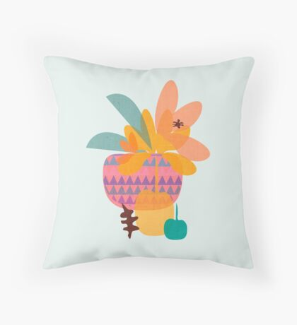 Tropical Coussin