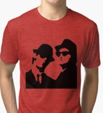 blues brothers Tri-blend T-Shirt