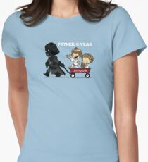 Wagon Ride Women's Fitted T-Shirt