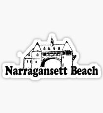 Narragansett - Rhode Island. Sticker