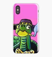 Turtle Pimp iPhone Case/Skin