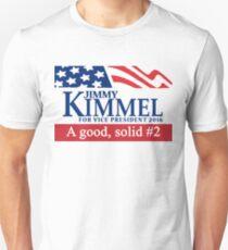 Jimmy Kimmel A Good Solid #2 Unisex T-Shirt