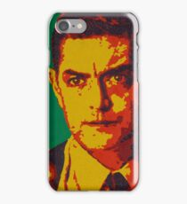 Detective Lassiter iPhone Case/Skin