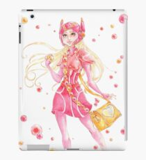 Honey Lemon Watercolor (No BG) iPad Case/Skin