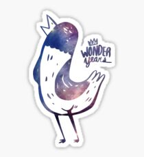 The Wonder Years Sticker