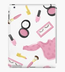 Girly stuff iPad Case/Skin