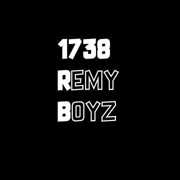 Remy Boyz 1738 White by urb4n