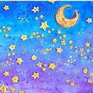 Starry night by mondonew