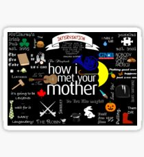 himym Sticker