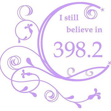 I Still Believe in 398.2 by AReader